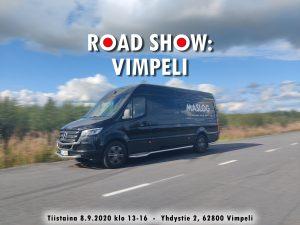 Maslog Road Show: Vimpeli