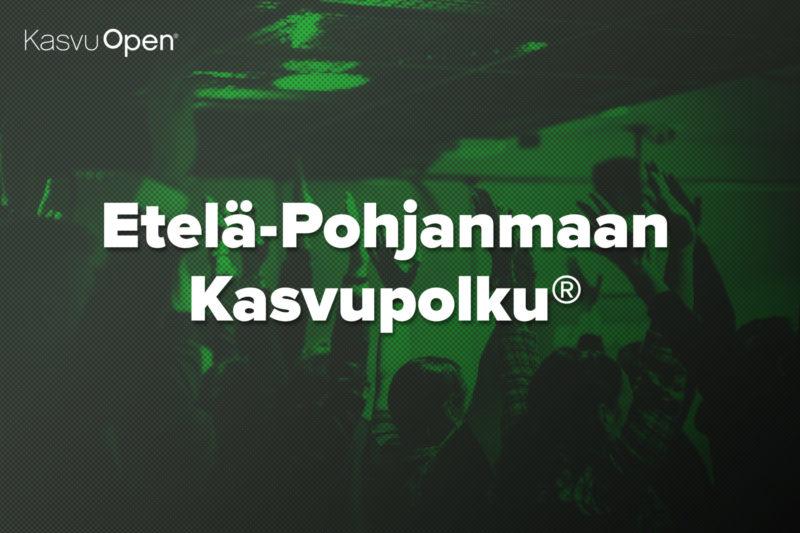 Maslog Oy mukana Kasvu Open -finaalissa!