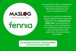 Fennia + Maslog