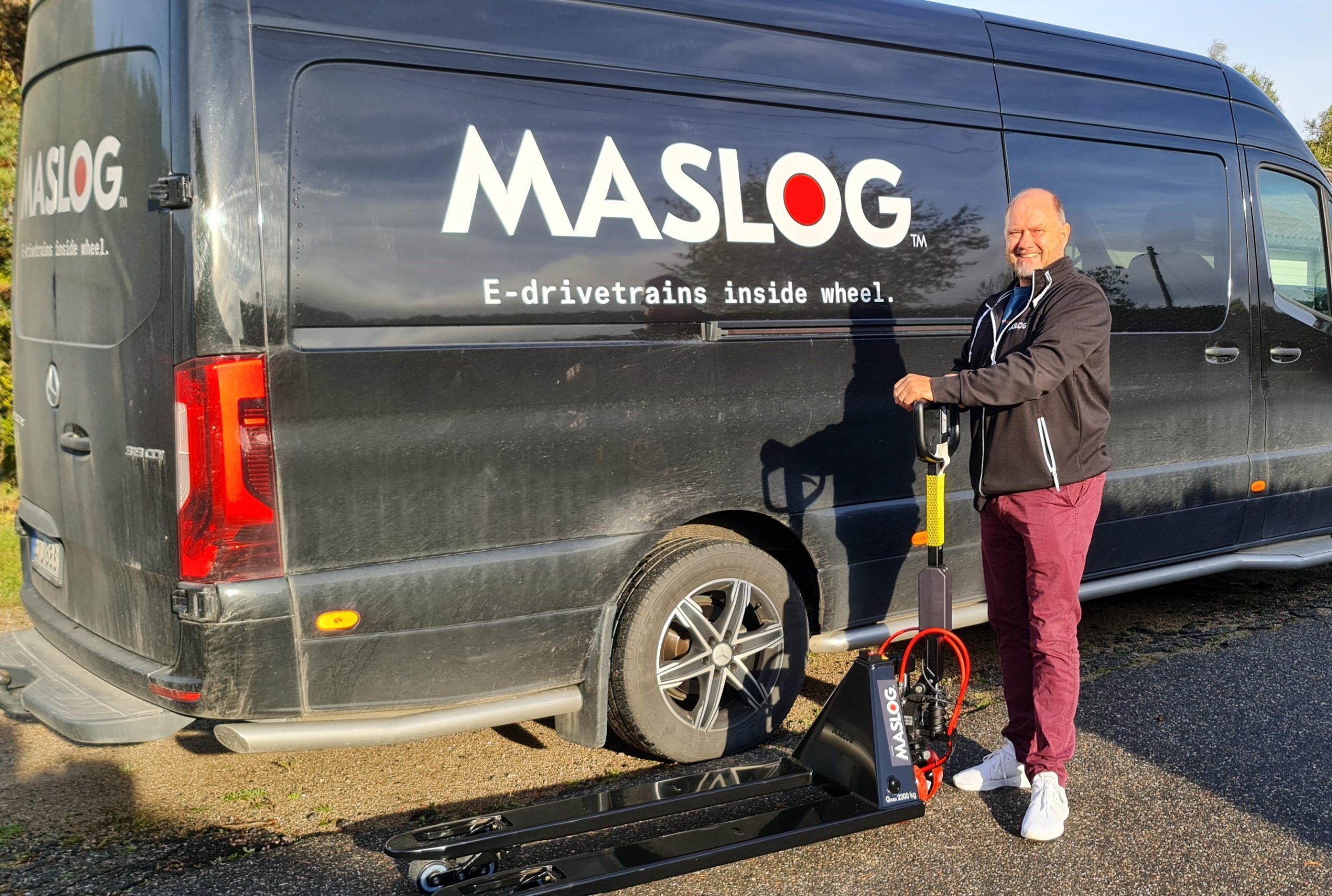 Maslog Norjan markkinoille